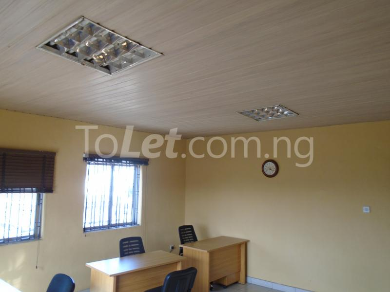 Office Space Commercial Property for shortlet off oba akran Oba Akran Ikeja Lagos - 1