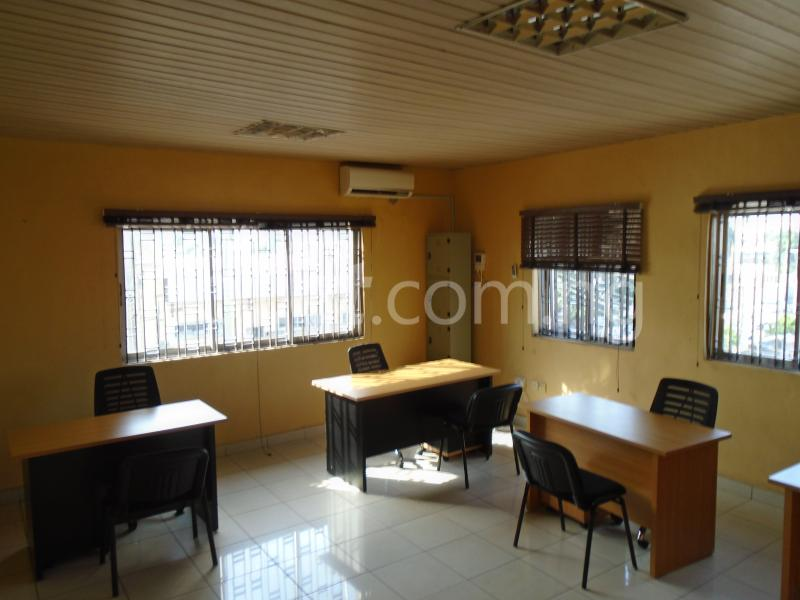 Office Space Commercial Property for shortlet off oba akran Oba Akran Ikeja Lagos - 0