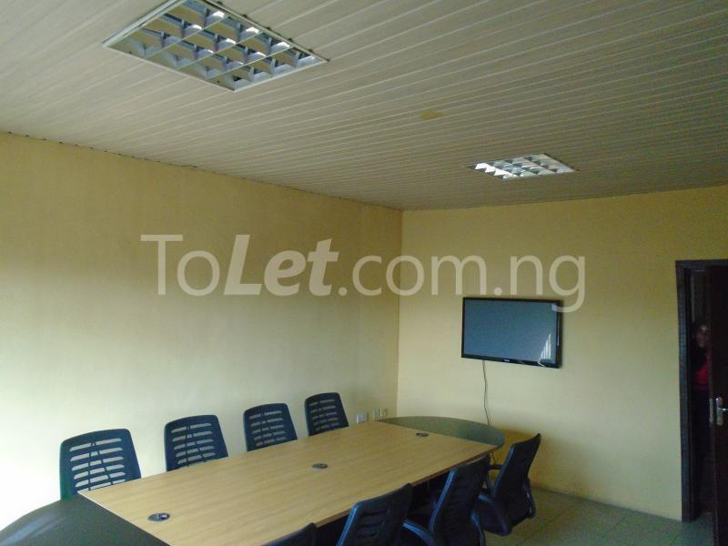 Office Space Commercial Property for shortlet off oba akran Oba Akran Ikeja Lagos - 2