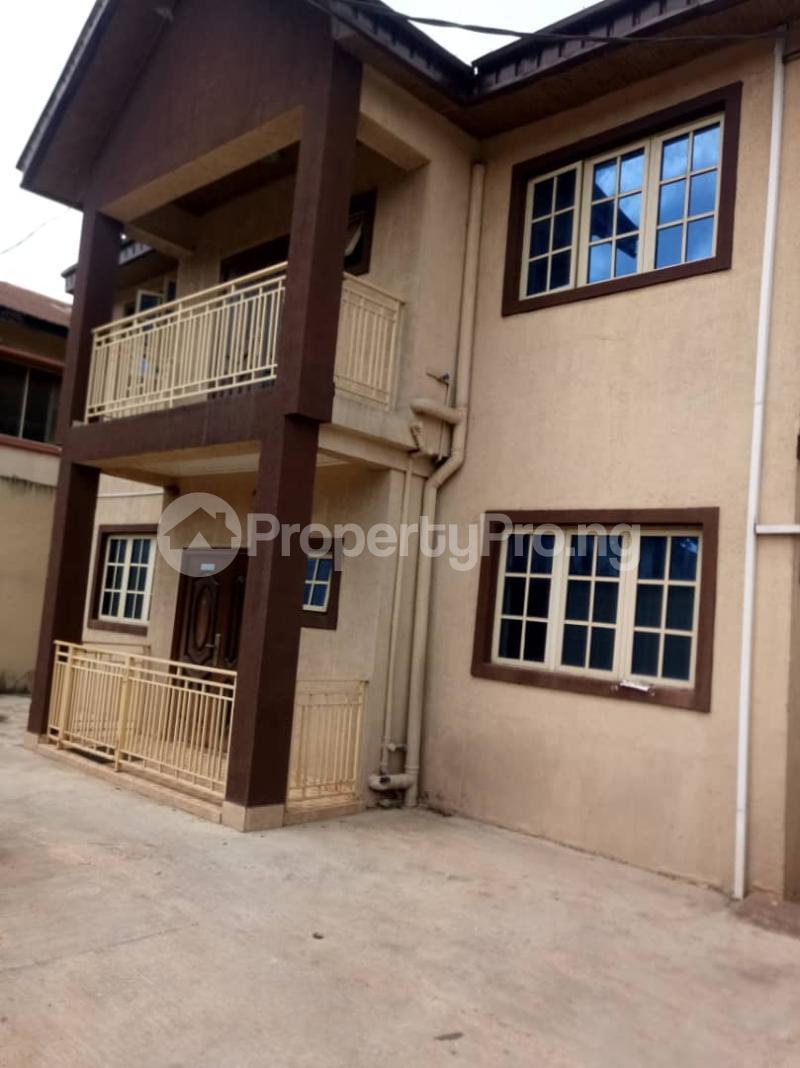 3 bedroom Flat / Apartment for rent Abule ijesha Abule-Ijesha Yaba Lagos - 0
