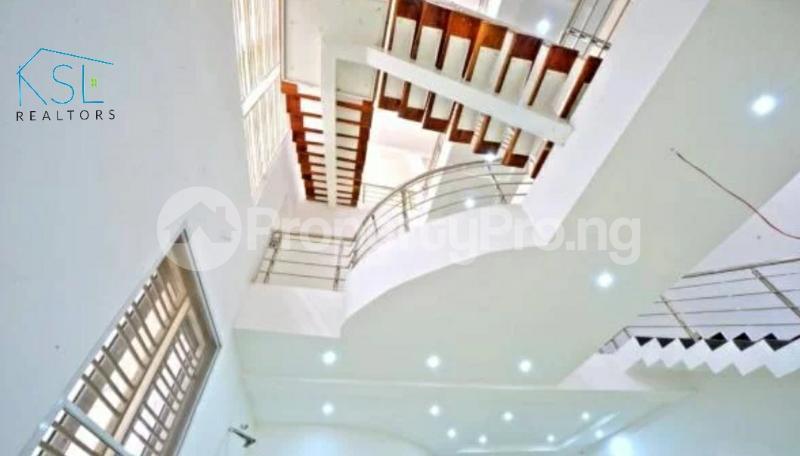 4 bedroom Semi Detached Duplex House for sale By Femi Okunu road Osapa london Lekki Lagos - 21