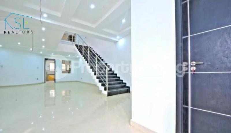 4 bedroom Semi Detached Duplex House for sale By Femi Okunu road Osapa london Lekki Lagos - 24
