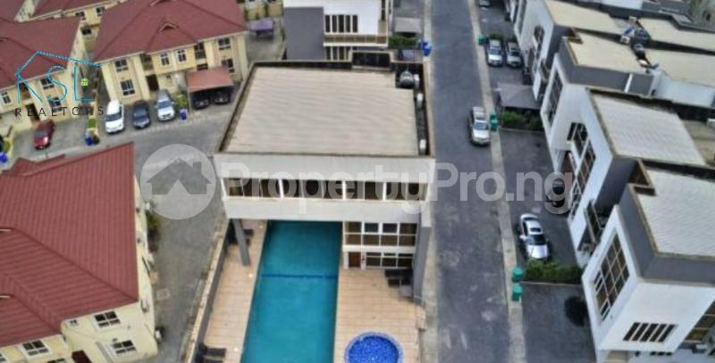 4 bedroom Semi Detached Duplex House for sale By Femi Okunu road Osapa london Lekki Lagos - 7