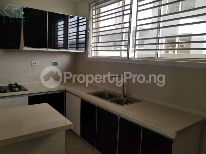 4 bedroom Semi Detached Duplex House for sale By Femi Okunu road Osapa london Lekki Lagos - 19
