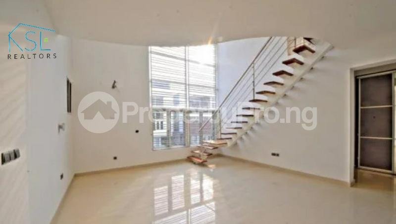 4 bedroom Semi Detached Duplex House for sale By Femi Okunu road Osapa london Lekki Lagos - 23