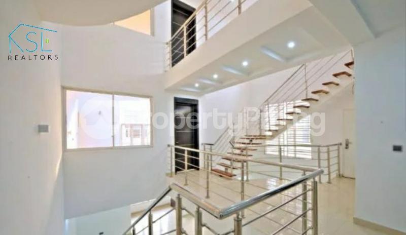4 bedroom Semi Detached Duplex House for sale By Femi Okunu road Osapa london Lekki Lagos - 6