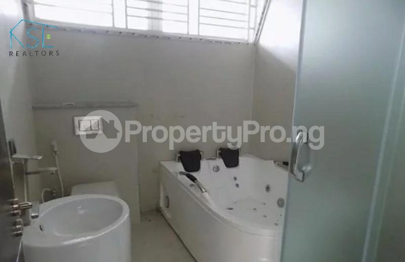 4 bedroom Semi Detached Duplex House for sale By Femi Okunu road Osapa london Lekki Lagos - 2
