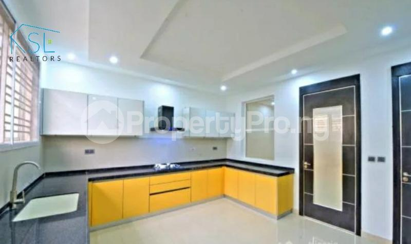 4 bedroom Semi Detached Duplex House for sale By Femi Okunu road Osapa london Lekki Lagos - 5