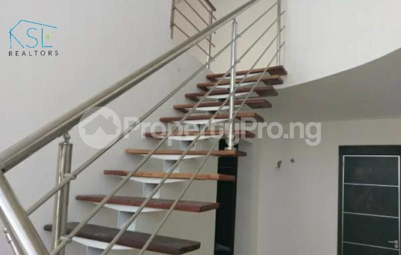 4 bedroom Semi Detached Duplex House for sale By Femi Okunu road Osapa london Lekki Lagos - 4
