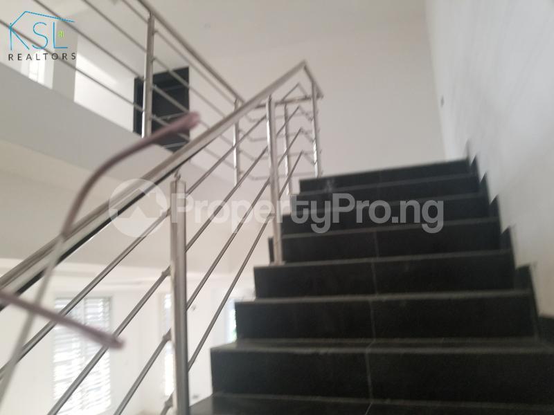 4 bedroom Semi Detached Duplex House for sale By Femi Okunu road Osapa london Lekki Lagos - 8