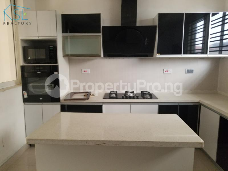 4 bedroom Semi Detached Duplex House for sale By Femi Okunu road Osapa london Lekki Lagos - 18