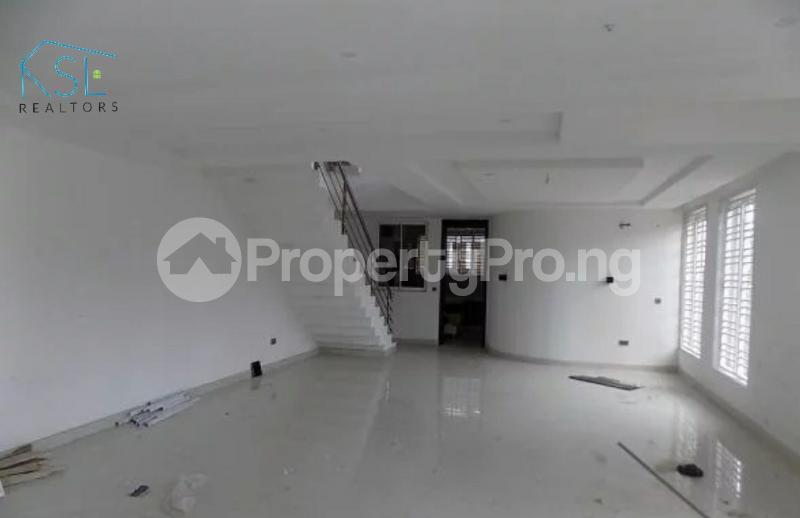4 bedroom Semi Detached Duplex House for sale By Femi Okunu road Osapa london Lekki Lagos - 1