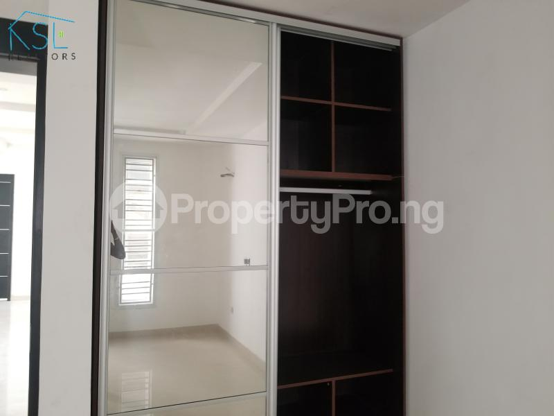 4 bedroom Semi Detached Duplex House for sale By Femi Okunu road Osapa london Lekki Lagos - 14