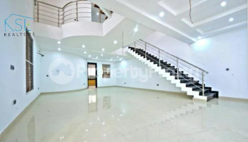 4 bedroom Semi Detached Duplex House for sale By Femi Okunu road Osapa london Lekki Lagos - 25