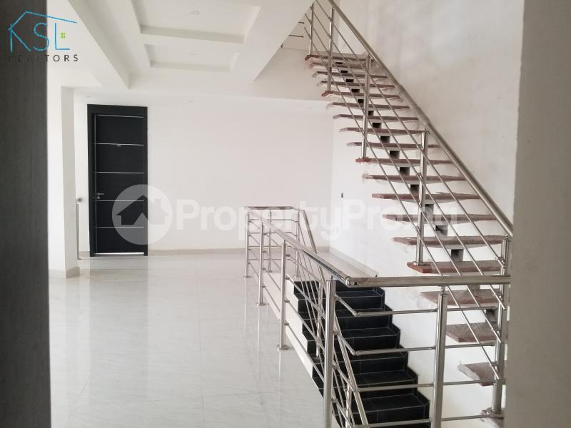 4 bedroom Semi Detached Duplex House for sale By Femi Okunu road Osapa london Lekki Lagos - 15
