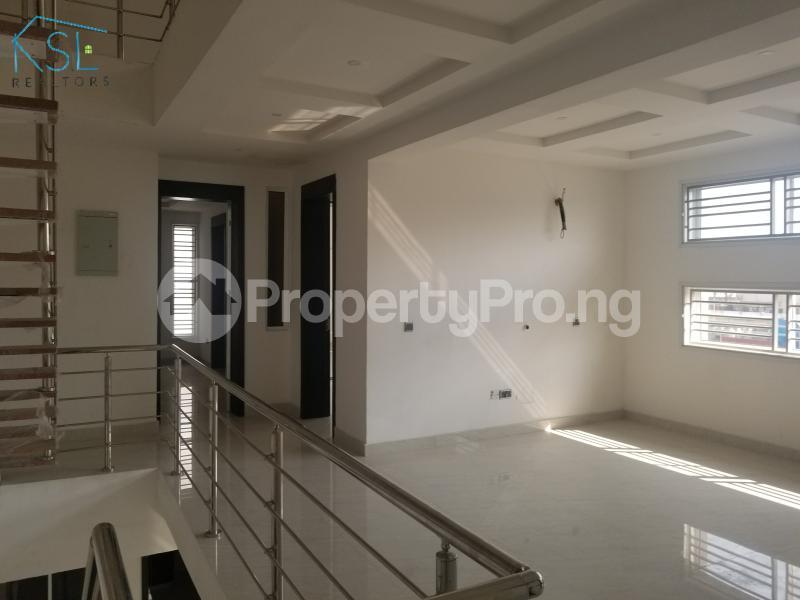 4 bedroom Semi Detached Duplex House for sale By Femi Okunu road Osapa london Lekki Lagos - 10