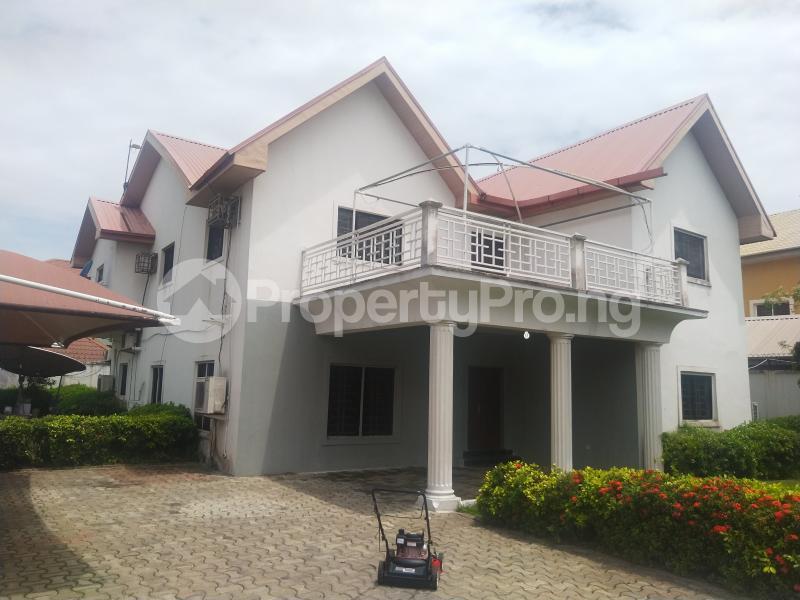 6 bedroom Detached Duplex House for rent Lekki Phase 1 Lekki Lagos - 21