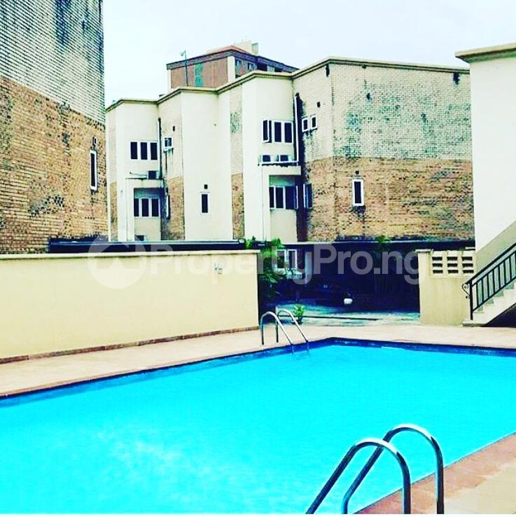 5 bedroom Terraced Duplex House for rent Private estate Ikoyi Lagos - 0