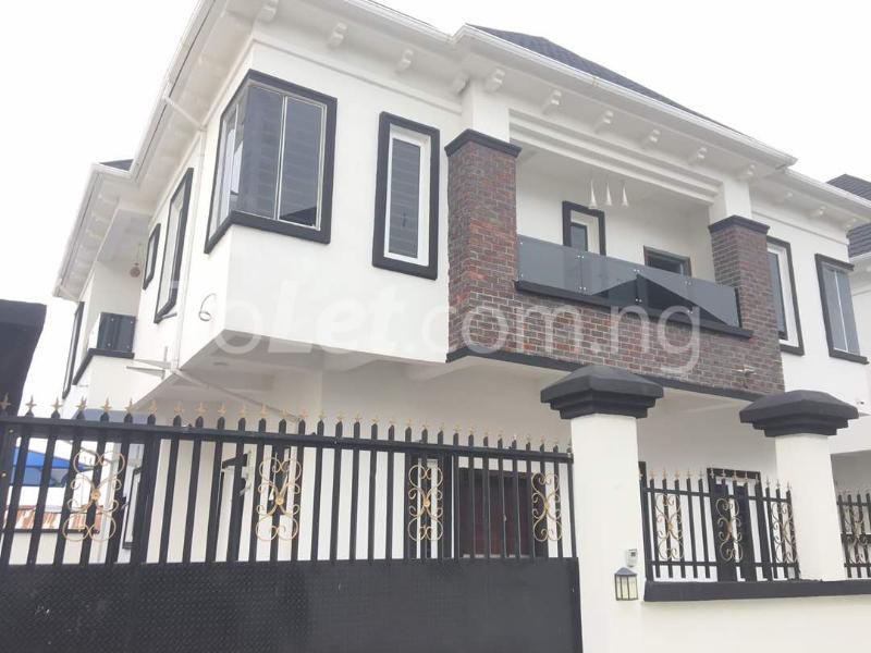 5 bedroom House for sale LEKKI PHASE 2 Lekki Phase 2 Lekki Lagos - 0