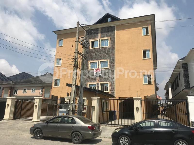 1 bedroom mini flat  Flat / Apartment for rent Agungi Lekki Lagos - 0