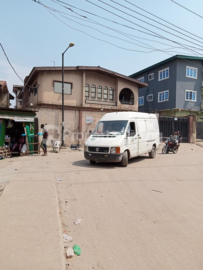1 bedroom mini flat  Mini flat Flat / Apartment for rent Off onike iwaya road Onike Yaba Lagos - 0