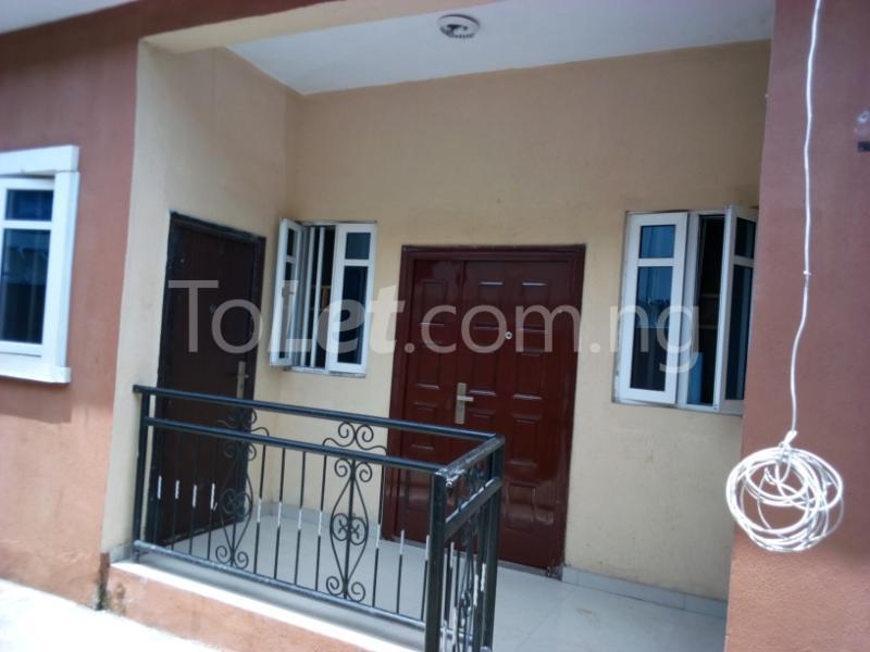 2 bedroom Flat / Apartment for rent alidada Ago palace Okota Lagos - 4