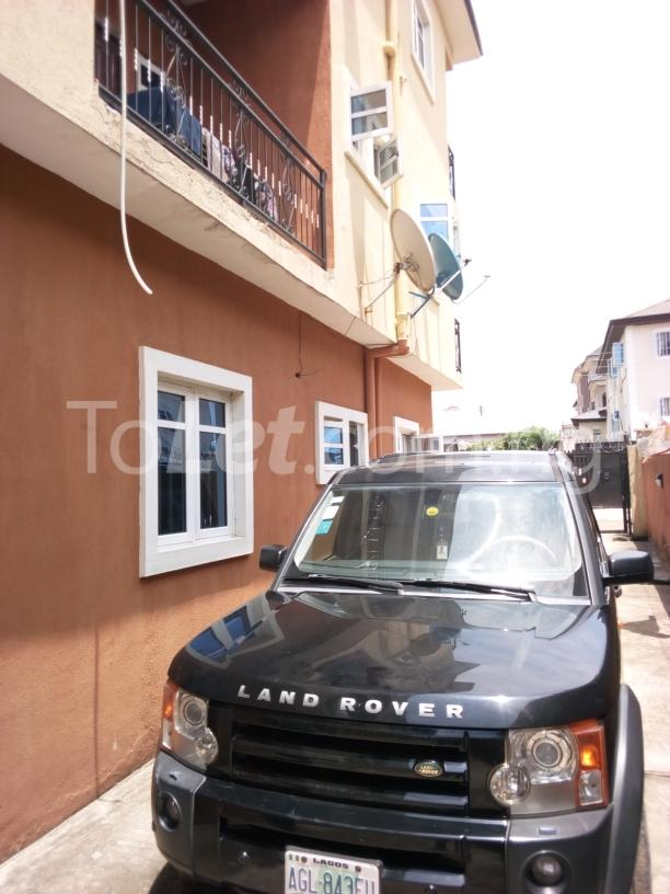 2 bedroom Flat / Apartment for rent alidada Ago palace Okota Lagos - 0