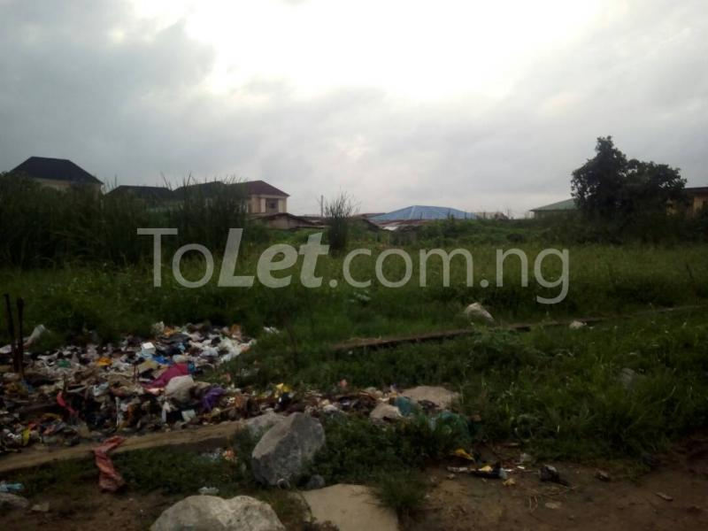 Land for sale Shalom Estate Satellite Town Amuwo Odofin Lagos - 1
