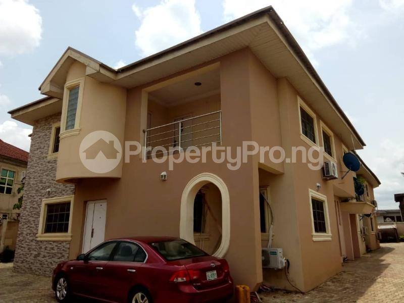 2 bedroom Blocks of Flats House for rent New Bodija  Bodija Ibadan Oyo - 0