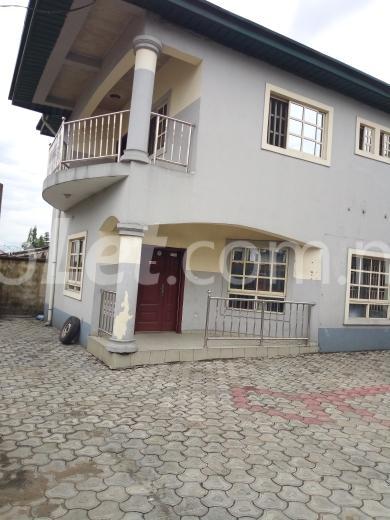 3 bedroom House for rent  woji rd  Trans Amadi Port Harcourt Rivers - 1