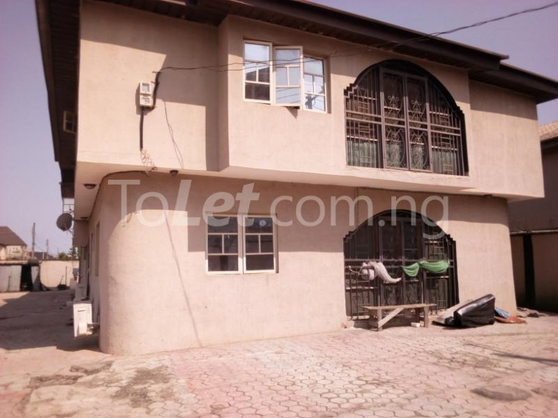 4 bedroom House for sale grand mate Ago palace Okota Lagos - 3