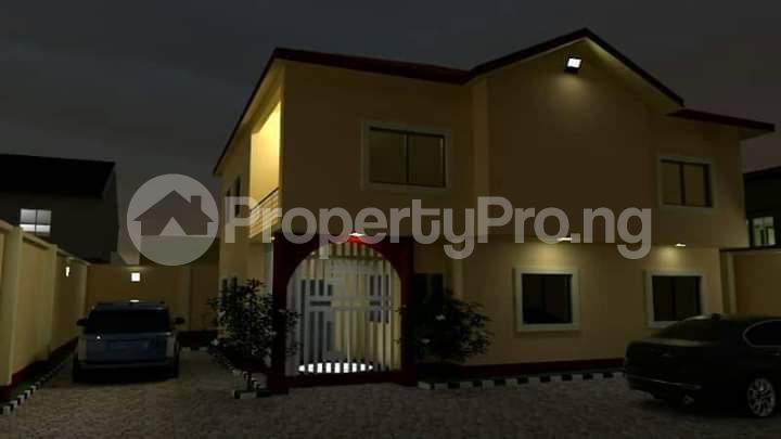 Detached Duplex House for sale - Oko oba Agege Lagos - 0