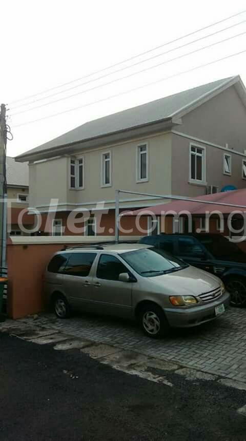 4 bedroom House for sale Alfred garden oregun Oregun Ikeja Lagos - 8