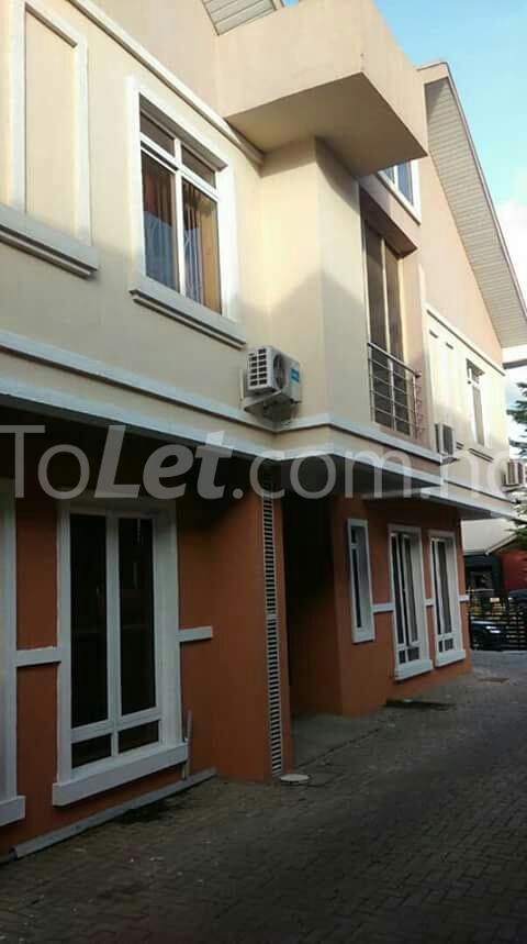 4 bedroom House for sale Alfred garden oregun Oregun Ikeja Lagos - 0
