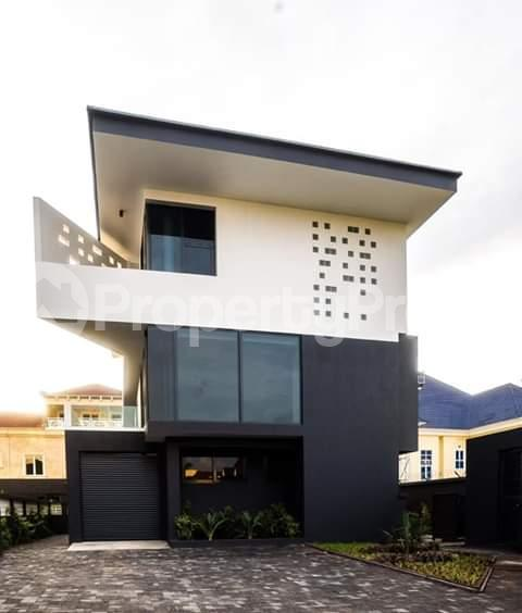 4 bedroom Detached Duplex House for sale Estate banana island Banana Island Ikoyi Lagos - 1