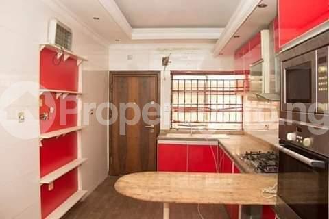 4 bedroom Semi Detached Duplex House for sale G R A Ikeja Ikeja GRA Ikeja Lagos - 1