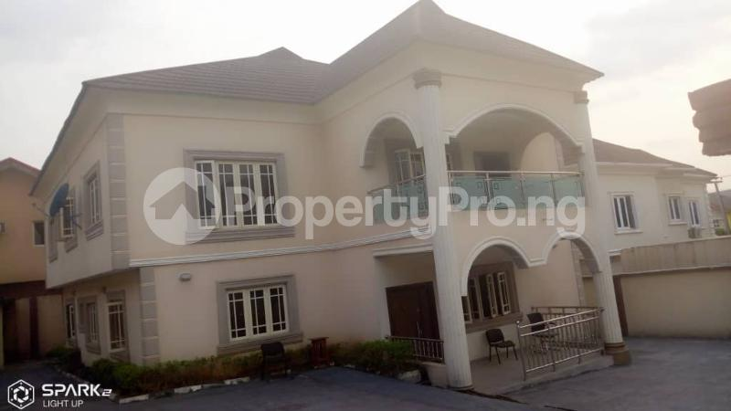 4 bedroom Detached Duplex House for rent Magodo shagisha Magodo GRA Phase 2 Kosofe/Ikosi Lagos - 0