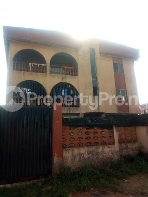 Blocks of Flats House for sale Off Idimu ikotun road Idimu Egbe/Idimu Lagos - 0