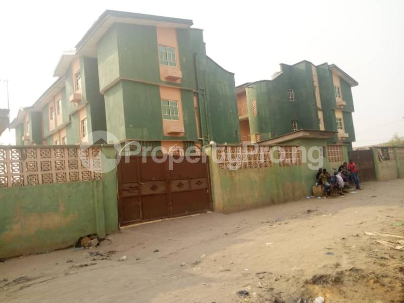 3 bedroom Hotel/Guest House Commercial Property for rent By oja oba Abule Egba Abule Egba Lagos - 1