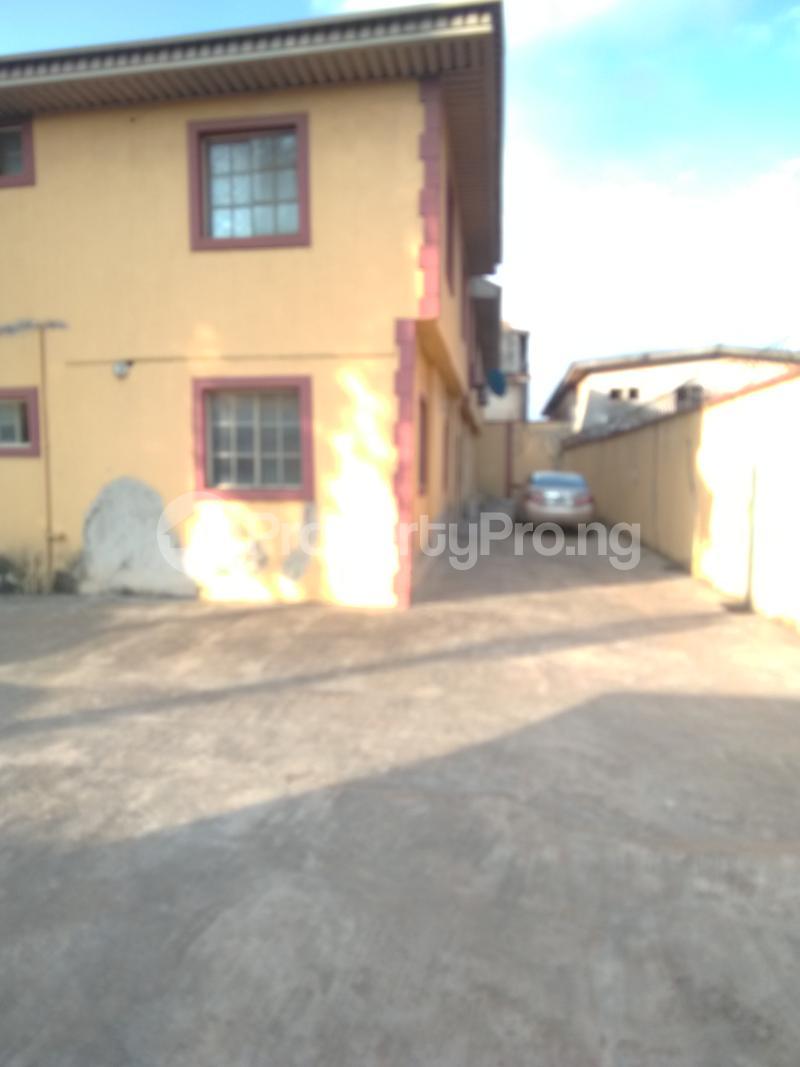 3 bedroom Blocks of Flats House for sale Enoma Street Ago palace Okota Lagos - 1