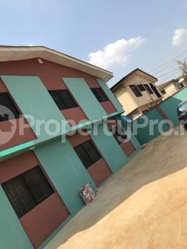 Blocks of Flats House for sale Estate abule egba amadiya Oko oba Agege Lagos - 0