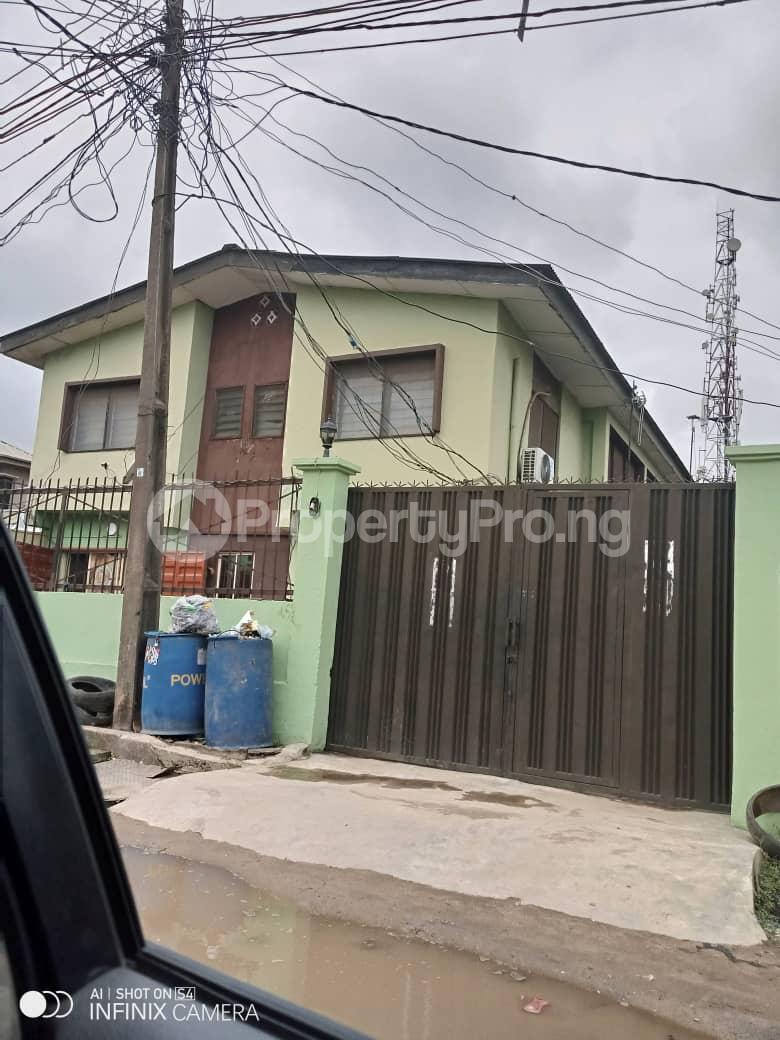 3 bedroom Blocks of Flats House for sale Aderibigbe Street Kilo-Marsha Surulere Lagos - 1