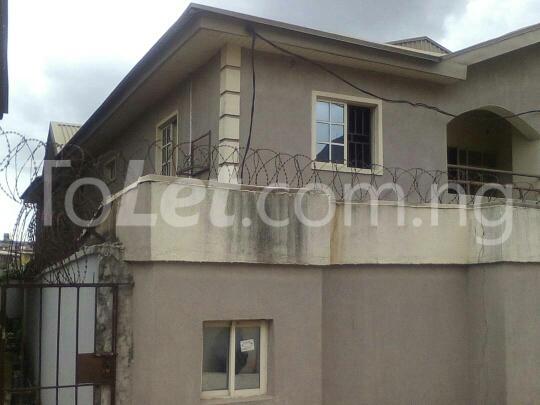 3 bedroom Flat / Apartment for sale ponch Estate Mangoro Ikeja Lagos - 4