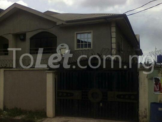 3 bedroom Flat / Apartment for sale ponch Estate Mangoro Ikeja Lagos - 1