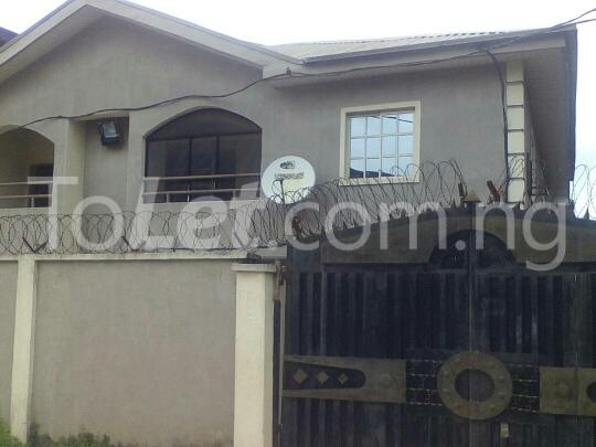 3 bedroom Flat / Apartment for sale ponch Estate Mangoro Ikeja Lagos - 2