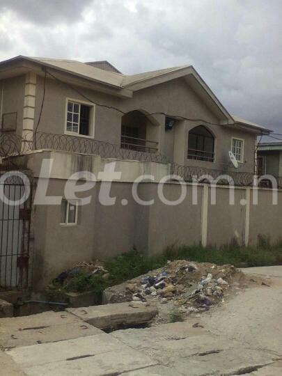 3 bedroom Flat / Apartment for sale ponch Estate Mangoro Ikeja Lagos - 0