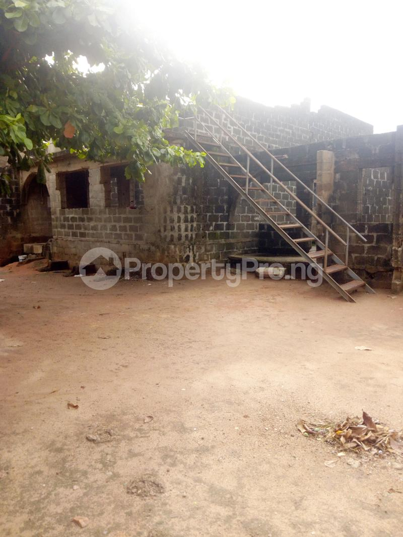 Residential Land Land for rent Egbeda close to bus stop Egbeda Alimosho Lagos - 1