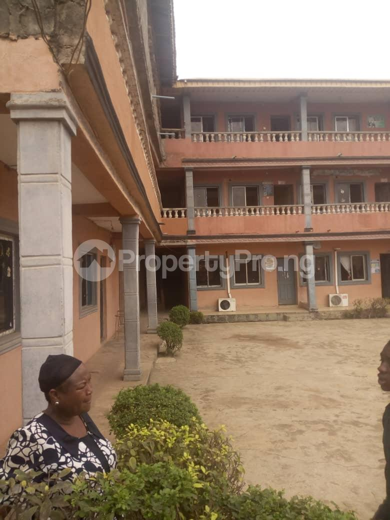 3 bedroom School Commercial Property for rent Kola agbado Alagbado Abule Egba Lagos - 1