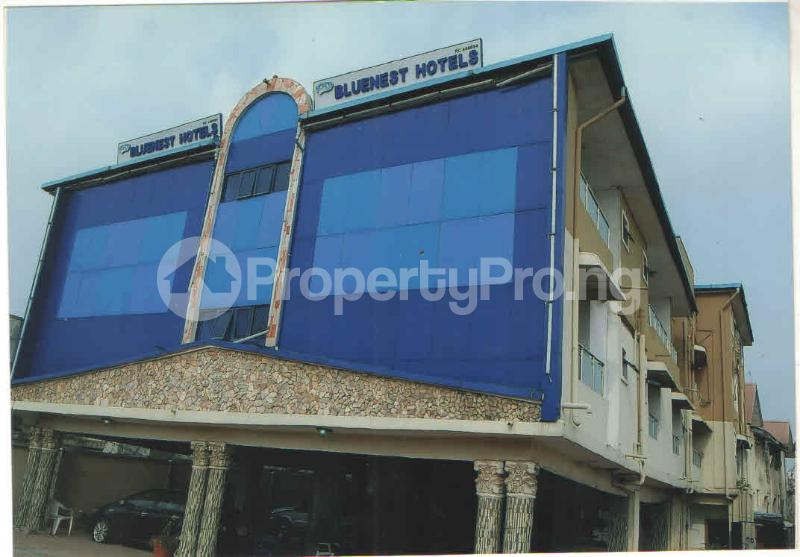 Hotel/Guest House Commercial Property for sale Ajao Estate Isolo. Lagos Mainland  Ajao Estate Isolo Lagos - 0