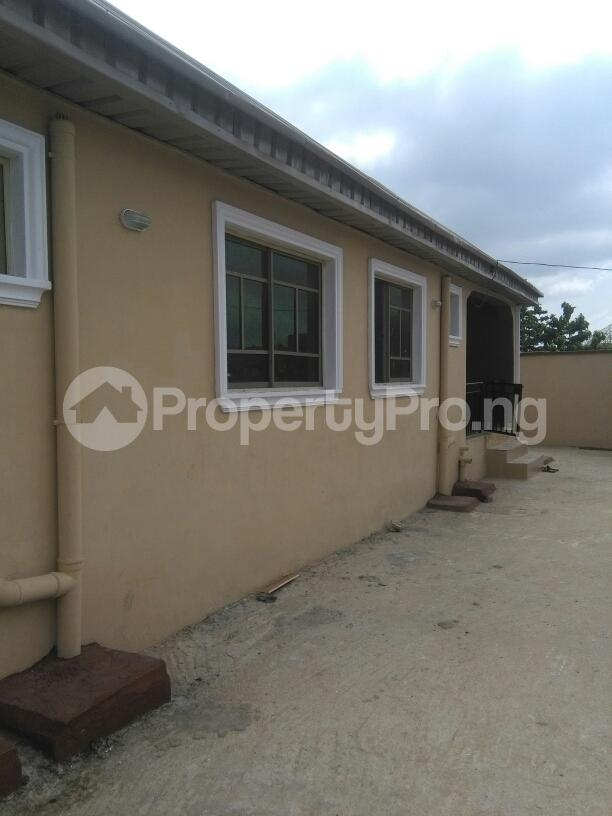 2 bedroom Flat / Apartment for rent Jakande estate Oke-Afa Isolo Lagos - 0